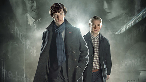 Sherlock, Series 2 BBC TV