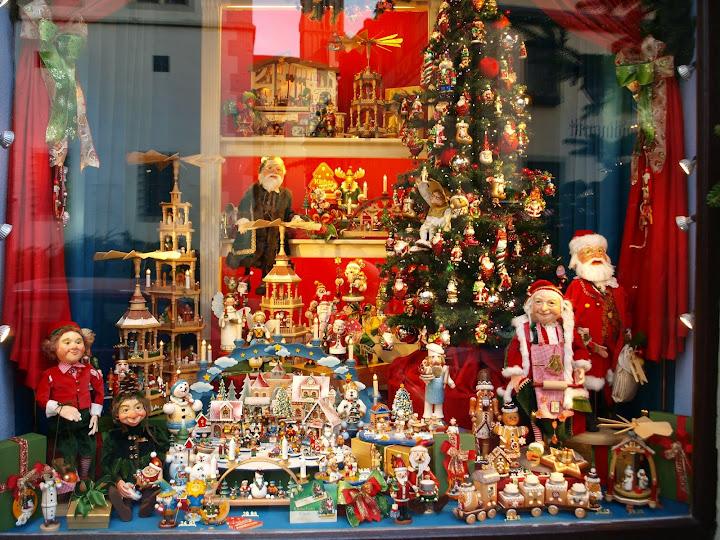 Рождественские ярмарки в Ротенбурге на Таубере