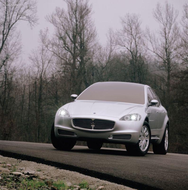 Maserati - Kubang