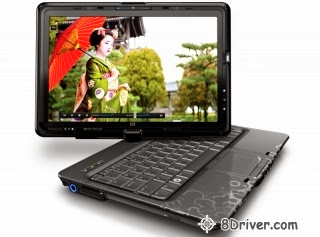 download HP TouchSmart tx2-1032cm Notebook PC driver
