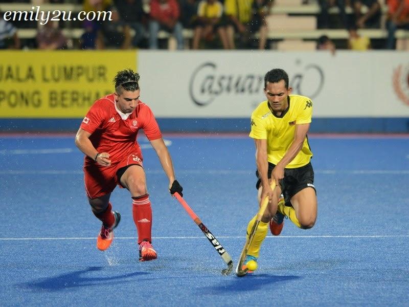 2015 Sultan Azlan Shah Cup – Match 15 - Malaysia (4) - Canada (1)