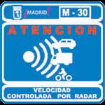 Mapa de radares y cámaras en semáforos de Madrid