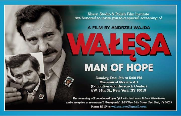 Βαλέσα, η Δύναμη της Ελπίδας Walesa, Czlowiek z nadziei Wallpaper