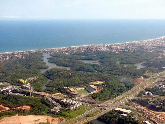 pituacu in salvador bahia brasil