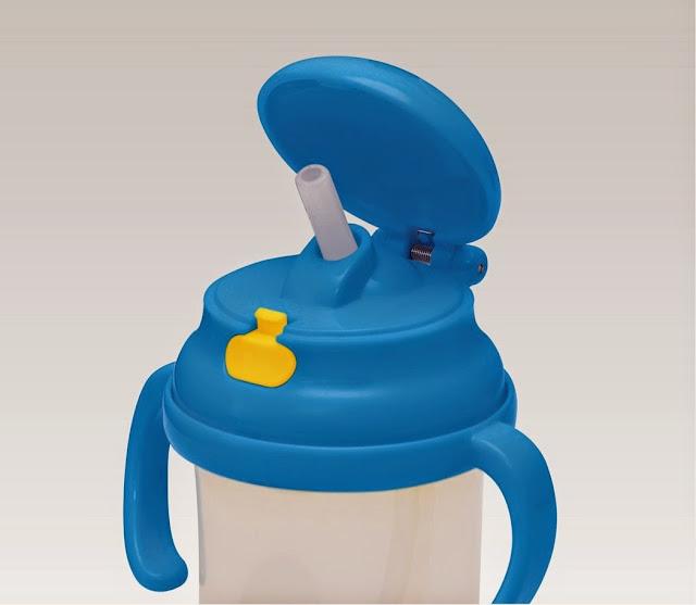 Bình uống nước hai tay cầm cho bé