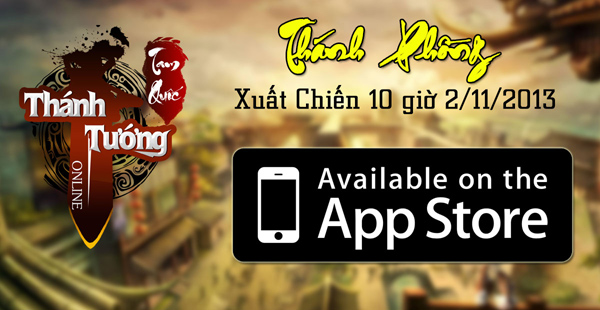 Thánh Tướng có mặt trên App Store 1