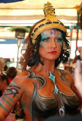 Australian Body Art Carnivale  Australia Body Art Carnivale  The
