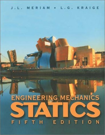 engineering mechanics statics 5th edition solution manual