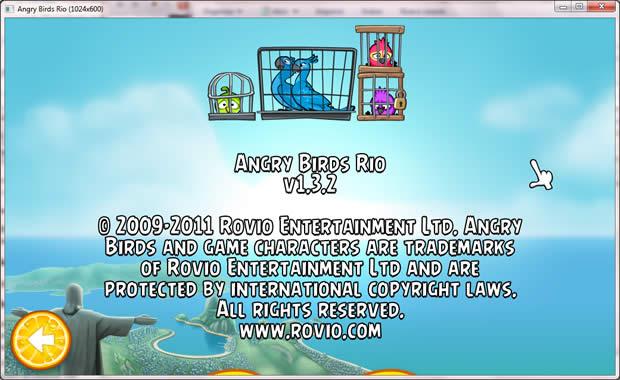 Angry Birds Rio 1.3