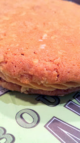 Bouchon Bakery Nutter Butter cookie