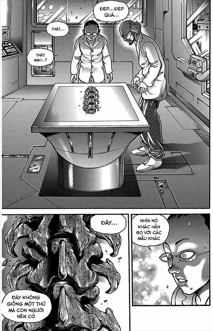 Baki Dou chap 7 page 11 - IZTruyenTranh.com