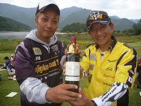 HANASHINOBU 高級ワイン抽選会