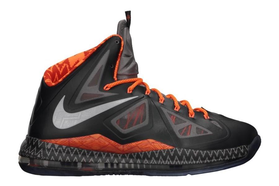 Release Reminder Nike LeBron X 8220Black History Month8221 ...