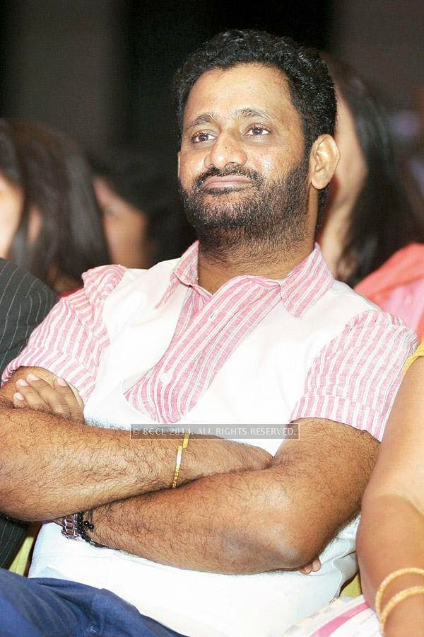 Resul Pookutty during a Cancer campaign, held at JW Marriott, in Pune.