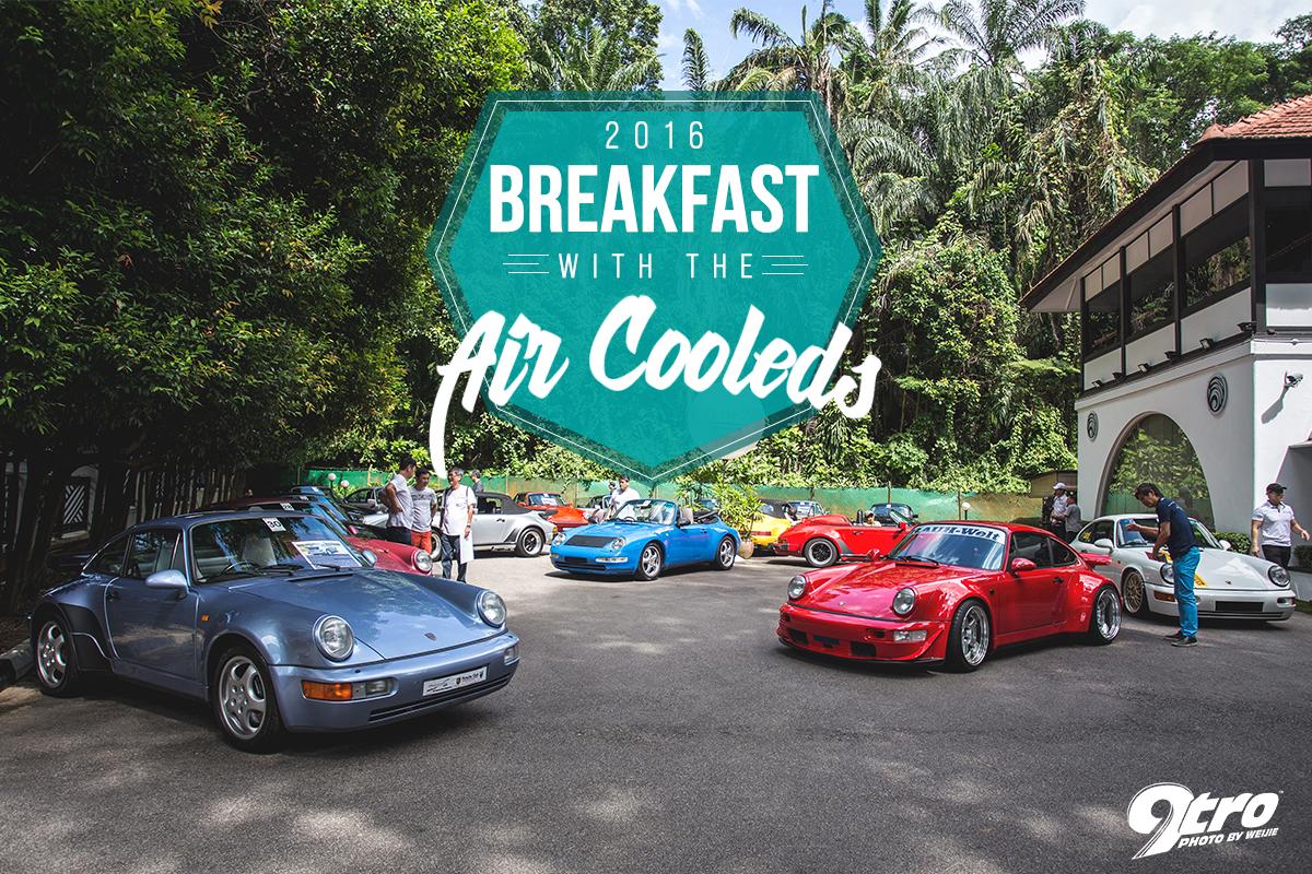 Sự kiện thường xuyên của cộng đồng Porsche ở Singapore