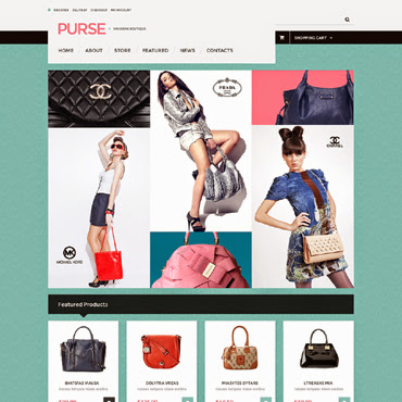 Purse WooCommerce Theme