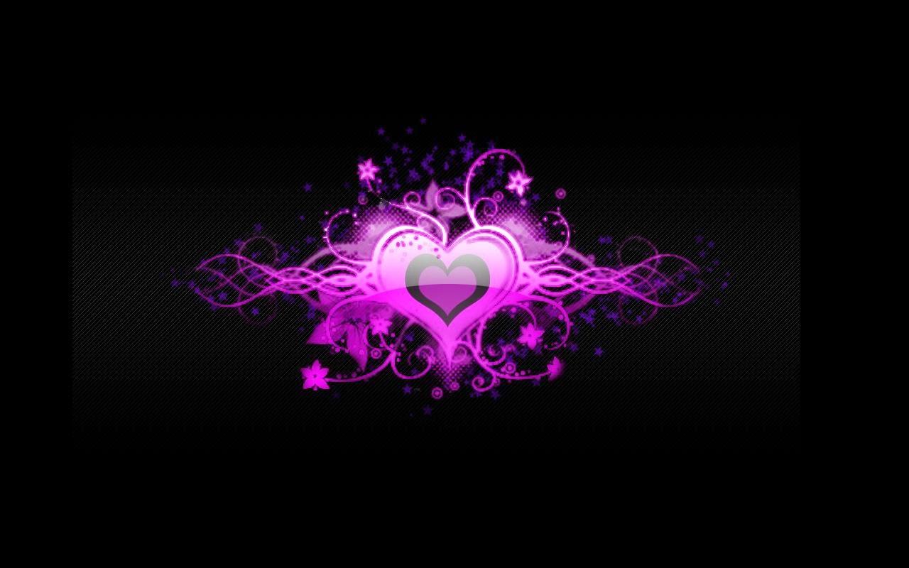 cool-pink-heart-wallpaper