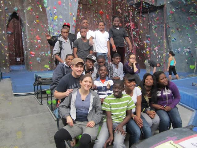 Brooklyn Boulders - 2011