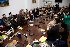 Lansare de lucrări ale academicianului Andrei EȘANU