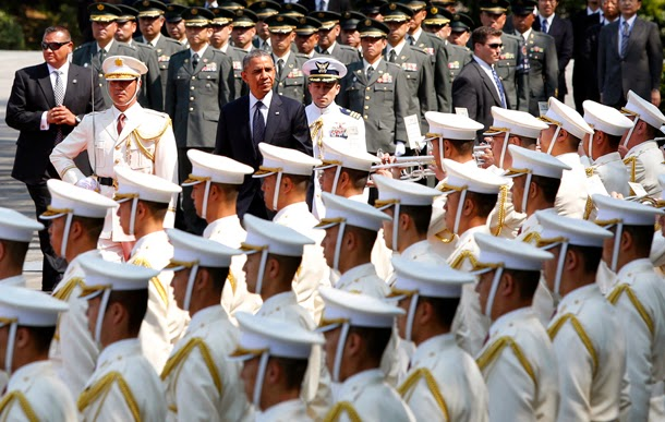 US President Barack Obama2