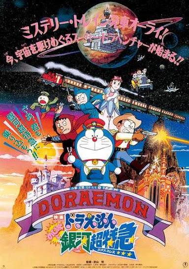 Đôrêmon Hành Trình Qua Dải Ngân Hà - Nobita And The Galaxy Superexpress