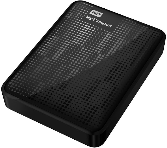 Western Digital 2TB My Passport Portable HDD WDBY8L0020BBK, western digital mypassport 2tb.jpg