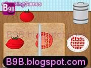 لعبة طبخ للاولاد وحساء الخضروات القديم