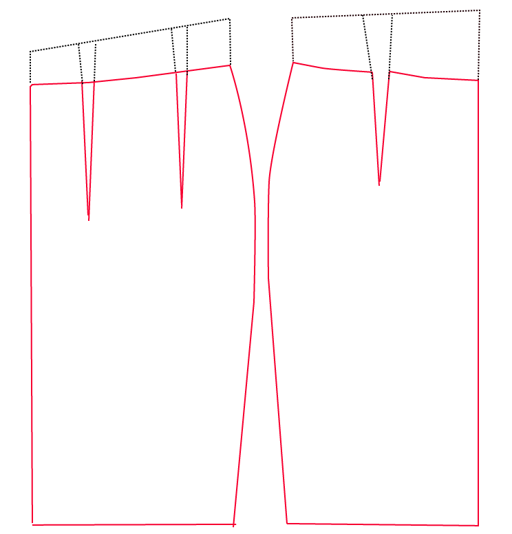 house of marmalade high waisted pencil skirt pattern