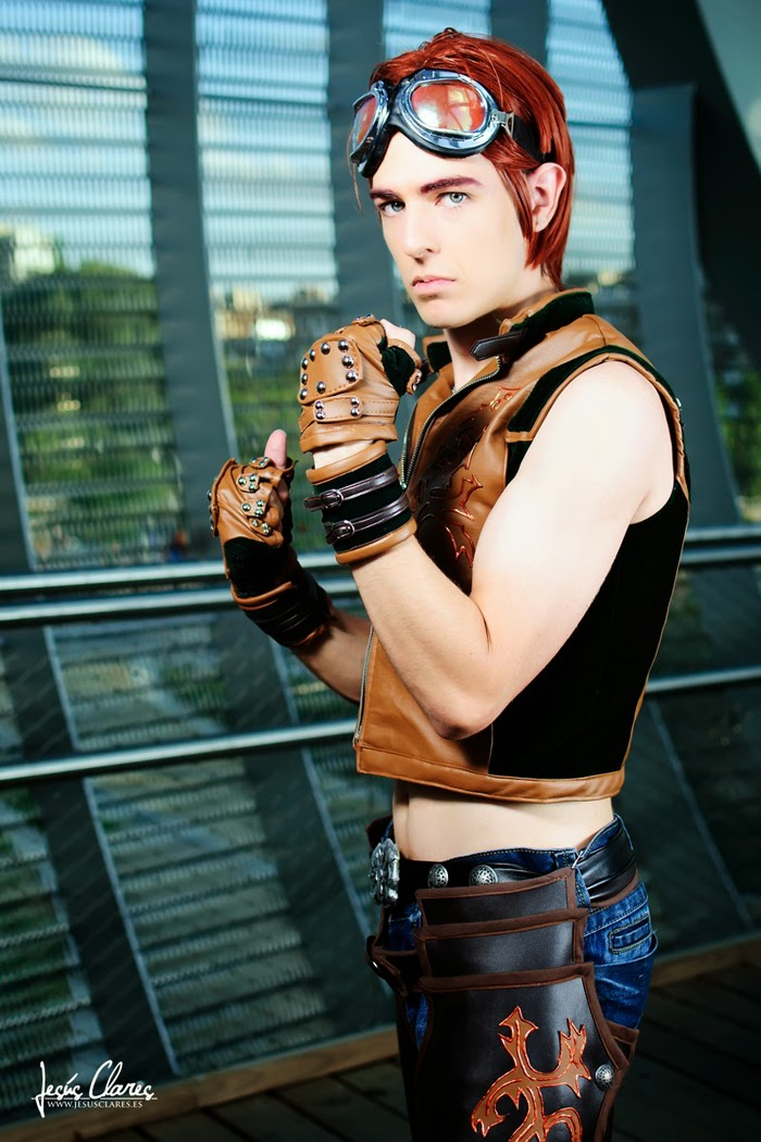Bộ ảnh cosplay Tekken cực chất đến từ Đức - Ảnh 23