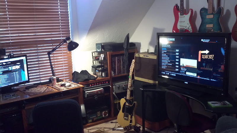 Man Cave Norman Ok : Post photo s of rocksmith man cave forums page