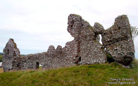 A ruin at Clonmacnoise