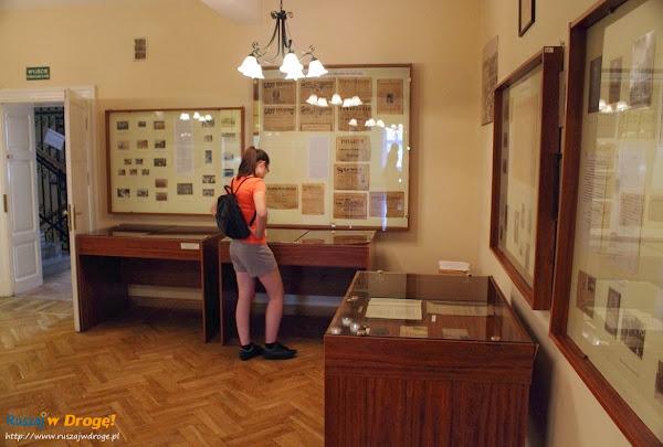 Muzeum Ziemi Kościerskiej - ekspozycje historyczne
