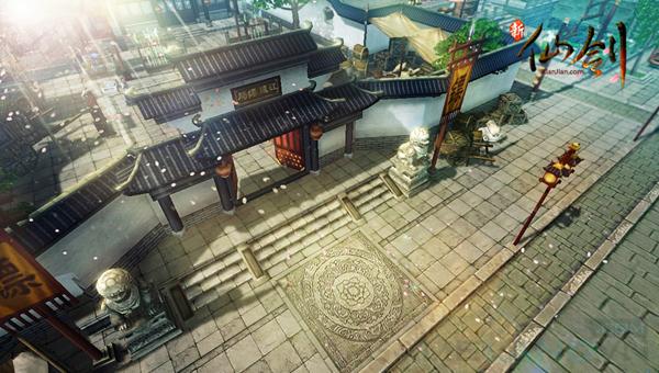 Webgame Tân Tiên Kiếm tìm đường đến Việt Nam 9