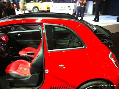 US Fiat 500c Abarth Cabrio