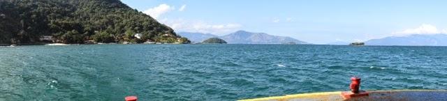 Ilha grande brazil travel diary