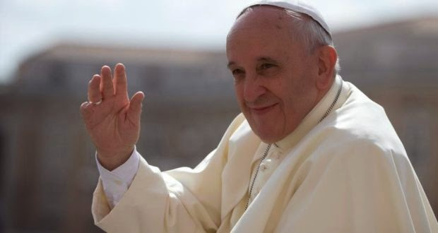 Pope Francis makes sense about Charlie Hebdo massacre