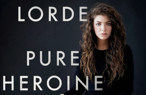 Lord - Pure Heroine album cover