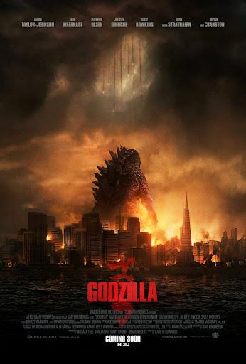 Γκοτζίλα Godzilla Poster
