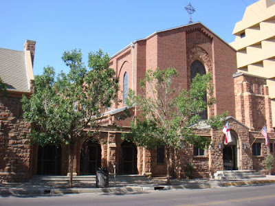 The Cathedral Church of St. John in Albuquerque decided earlier this summer to back out of hosting a Sabeel conference. Other groups, including the New Mexico Council of Churches, have also kept their distance.