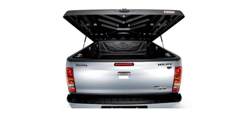 Eksterior Toyota New Hilux Baru Tahun 2017 Astra Toyota