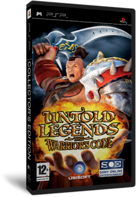 Untold Legends: The Warriors Code (PSP) (Juegos 2014)