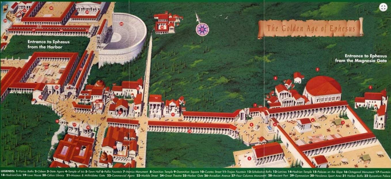 Reconstrucción de Efeso