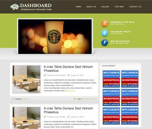 Dashboard Theme