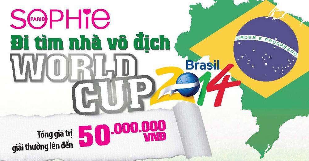 Dự đoán kết quả World Cup 2014