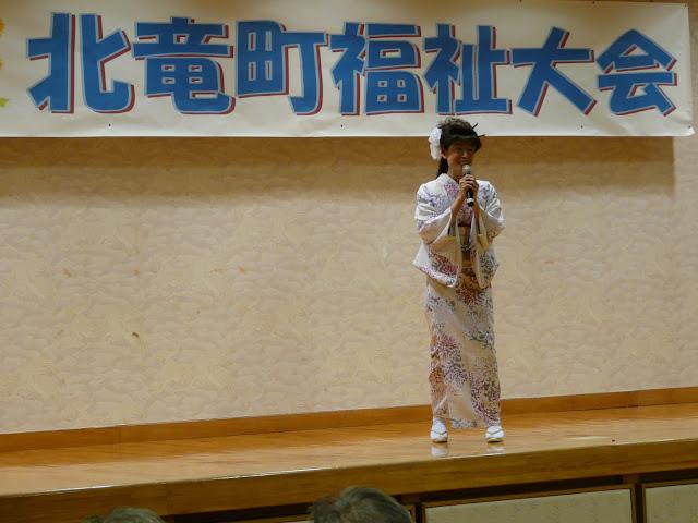 春奈かおり氏による歌謡ショー