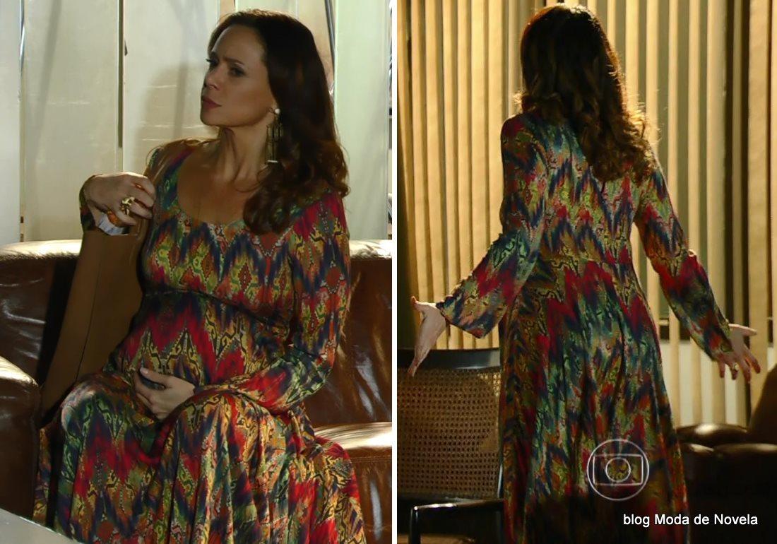 moda da novela Em Família - look da Juliana dia 28 de junho