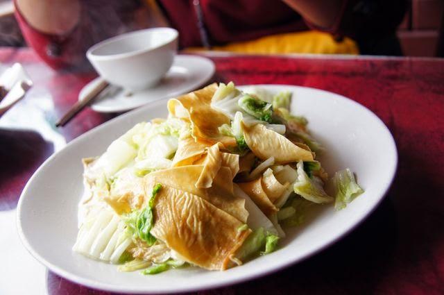 達人帶路-環遊世界-尼泊爾-腐皮青菜