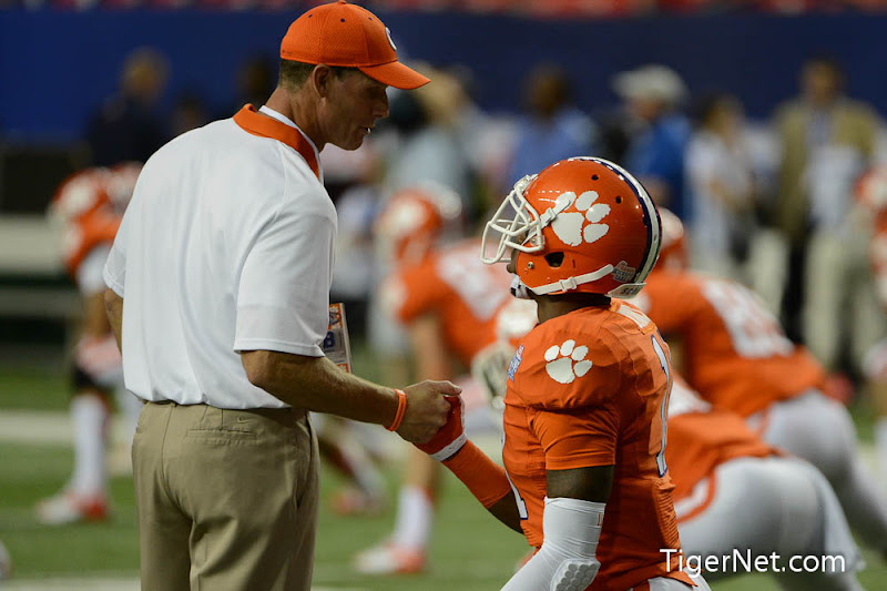 Clemson vs Auburn Photos - 2012, Auburn, Brent Venables, Football, Travis Blanks