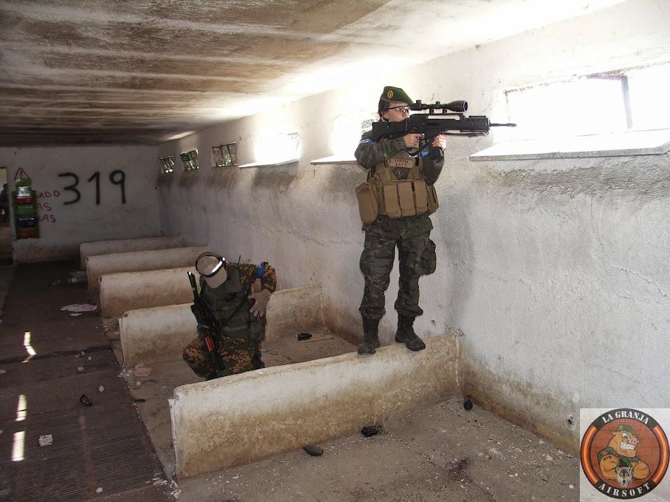 EL SECRETO RUSO. LA GRANJA. 16-03-14 PICT0014