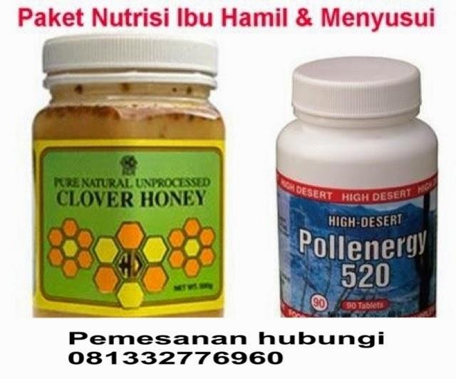 Produk kesehatan terbaik: Manfaat Pollenergy 520 & Clover ...